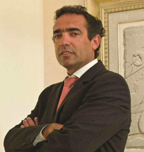 Reinaldo Teixeira, administrador da Garvetur Imobiliária.
