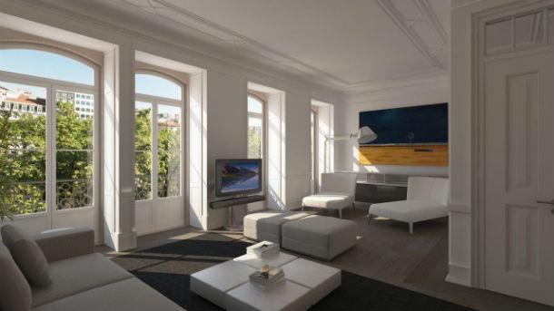 """O apartamento mais """"barato"""" do edifício Ópera LX custa 382.000 euros, o mais caro 1.458.251"""