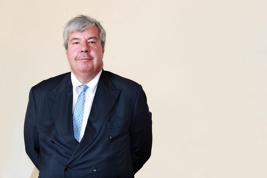 Luís de Menezes Leitão, presidente da Associação Lisbonense de Proprietários