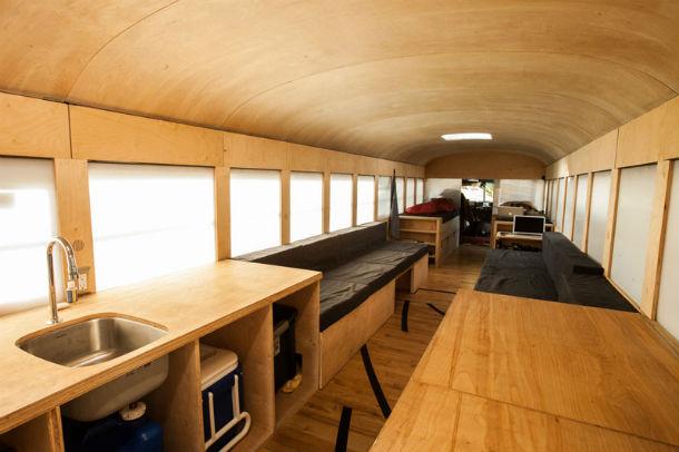 Em causa está o projeto de fim de curso do estudante de arquitetura Hank Butitta.
