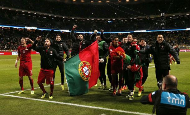 Só pela presença no Mundial a Seleção Nacional vai arrecadar 5,8 milhões de euros.