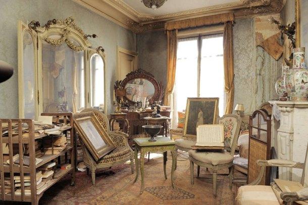 Casa esteve desocupada entre 1942 e 2013, ano em que morreu Marthe de Florian.