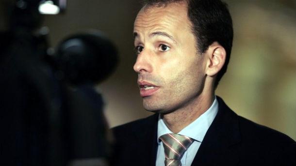 Pedro Mota Soares, ministro do emprego e da Seguraça Social