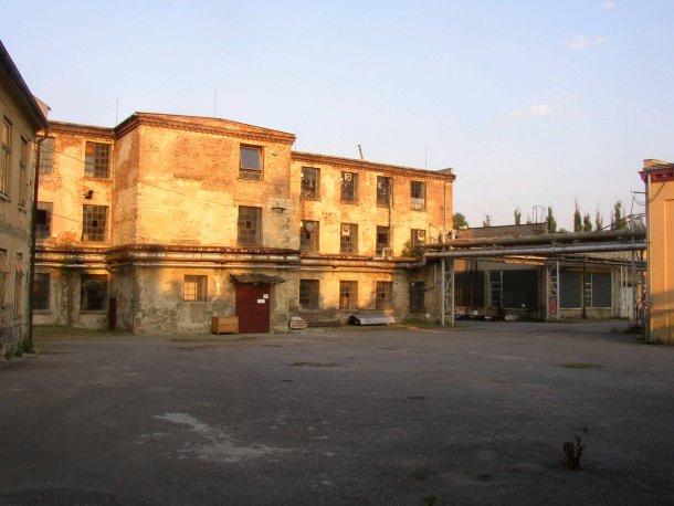 O espaço está localizado em Brnenec (Rep. Checa) e está avaliado em dois milhões de euros.