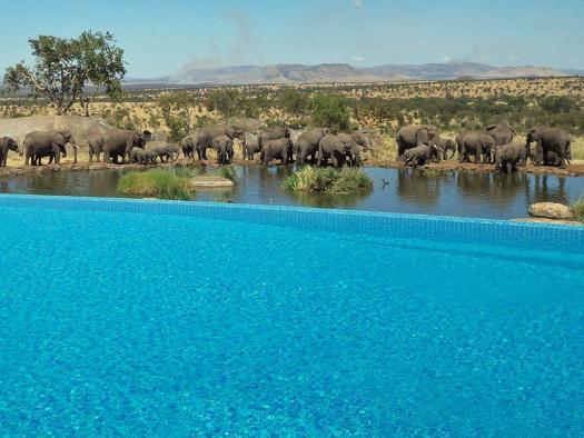 14 piscinas nas quais devias tomar banho pelo menos uma vez na vida
