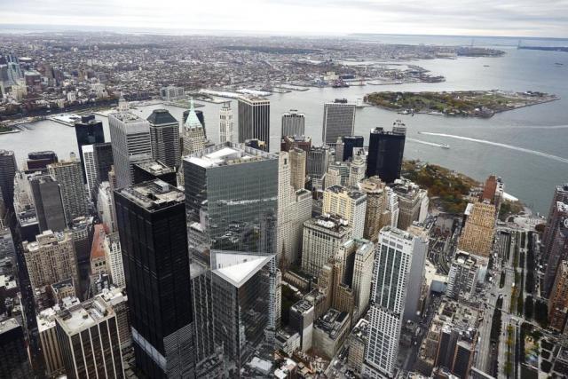 Penthouse Mais Alta De Nova Iorque J 225 Tem Dono Idealista