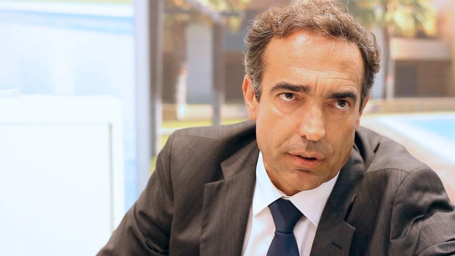 Reinaldo Teixeira, administrador da Garvetur