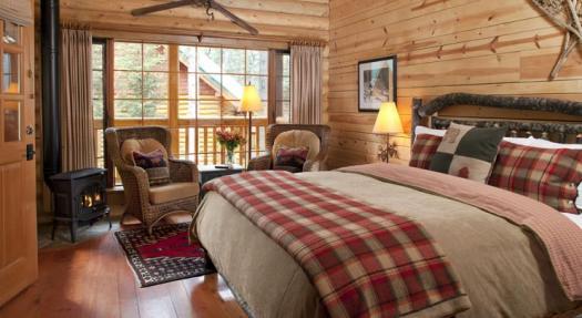 Hotel com encanto em Alberta (Canadá)