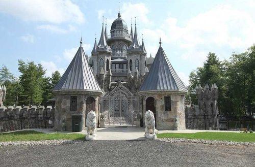 Casas de sonho: Viver num castelo digno de um conto de fadas que custa 39,7 milhões (fotos)