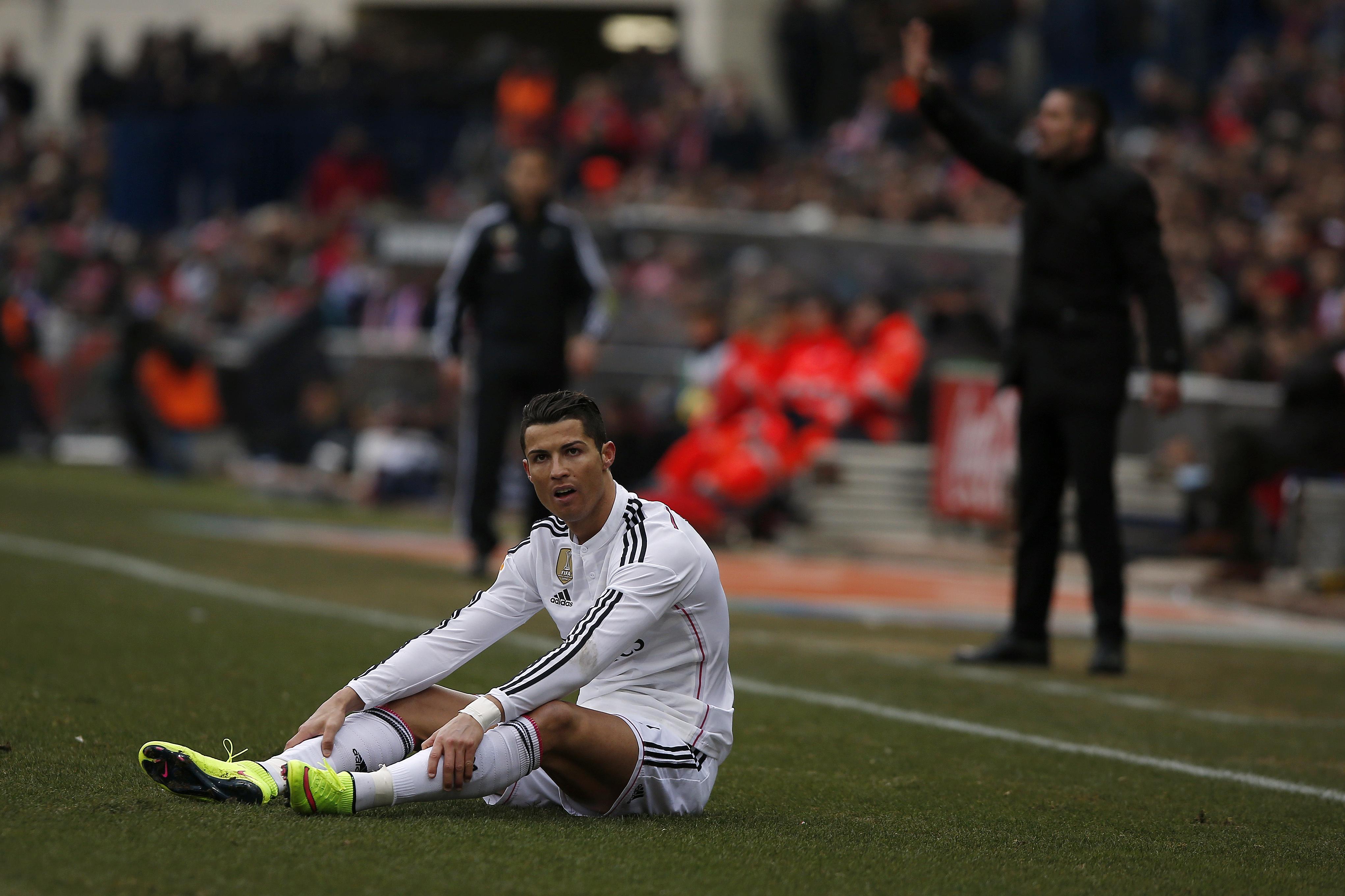 Cristiano Ronaldo, tudo sobre o melhor jogador do mundo em curso