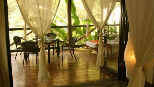 Hotel de luxo na Costa Rica