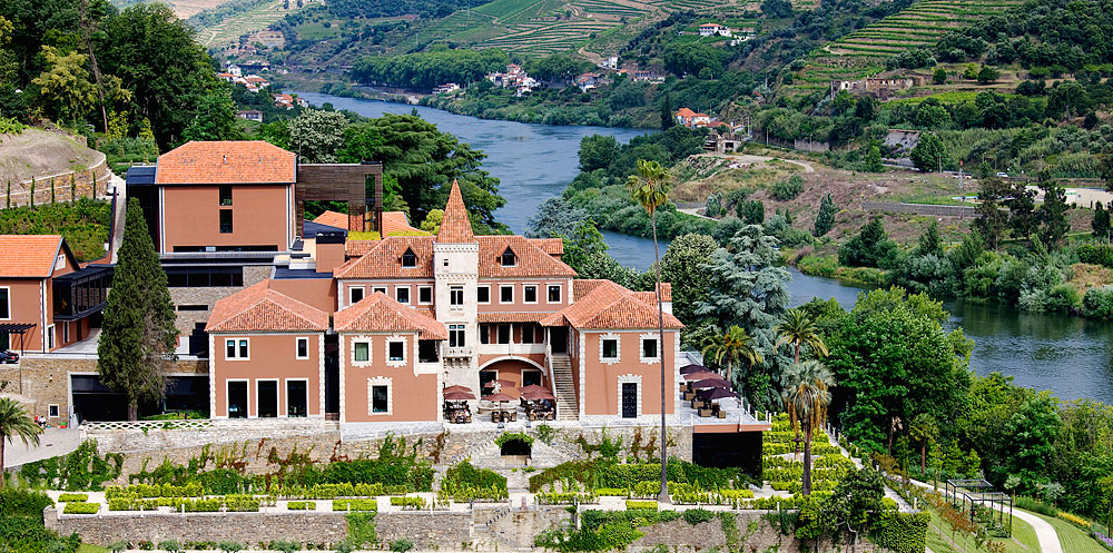 Hotel Aquapura Douro Valley, Portugal