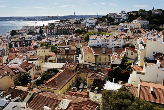 Cidadãos franceses estão a redescobrir Lisboa.