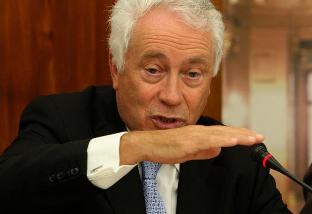 Carlos Costa, governador do Banco de Portugal.