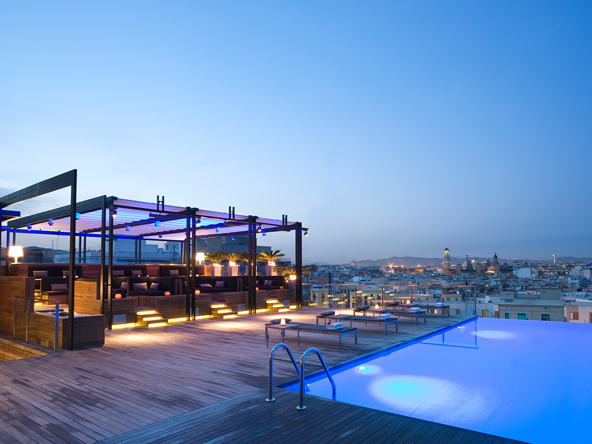 Estes s o os 22 terra os mais espetaculares do mundo h - Atico terraza barcelona ...