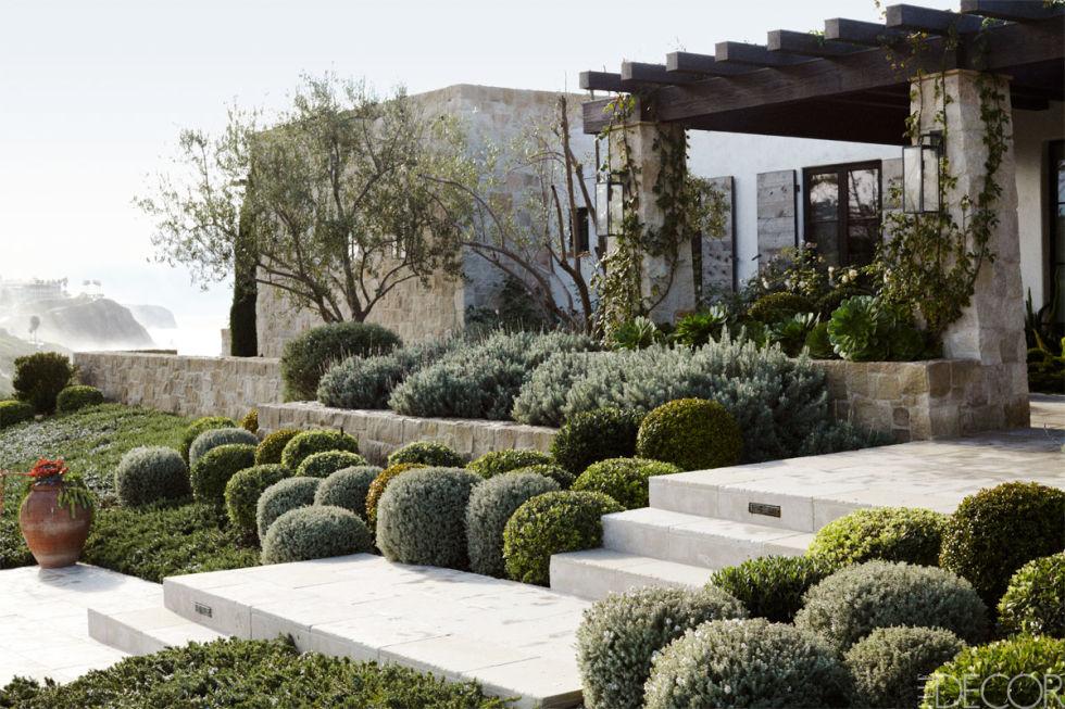 19 espetaculares mans es vistas por fora fotos for Casas modernas idealista