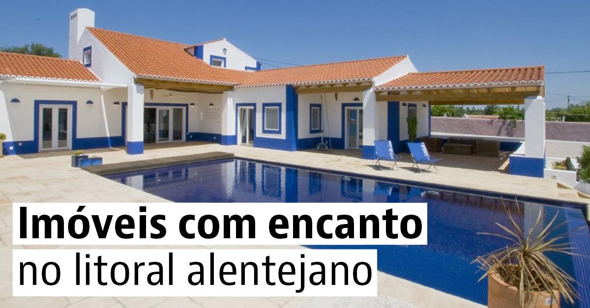 Casas na Costa Vicentina