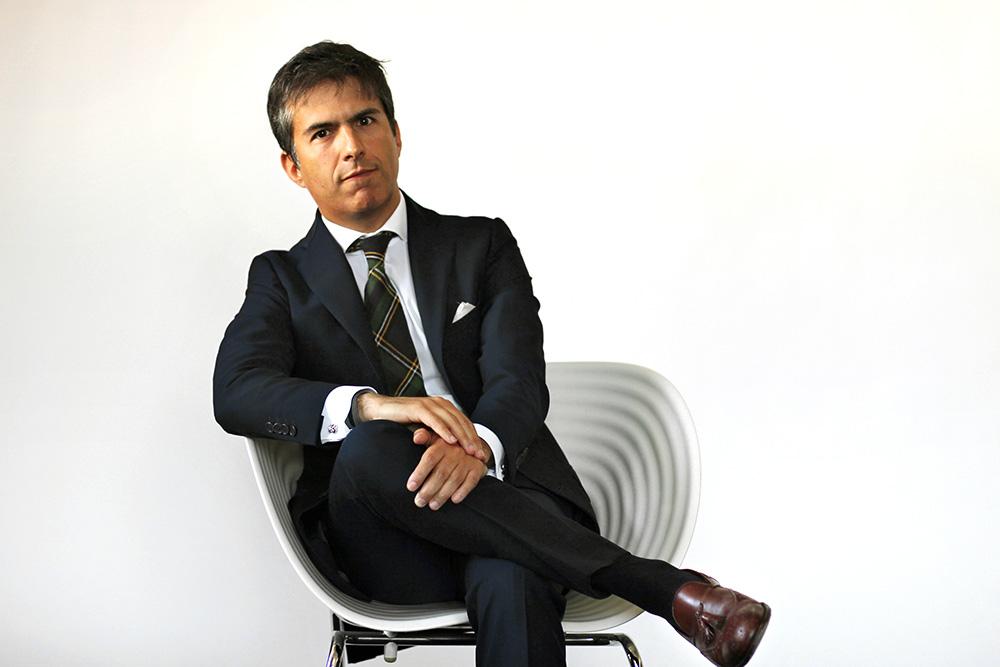 Secretário de Estado do Turismo, Adolfo Mesquita Nunes