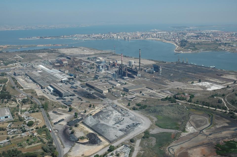Objetivo é promover terrenos do projeto Arco Ribeirinho Sul (Fotos: www.lisbonsouthbay.com).