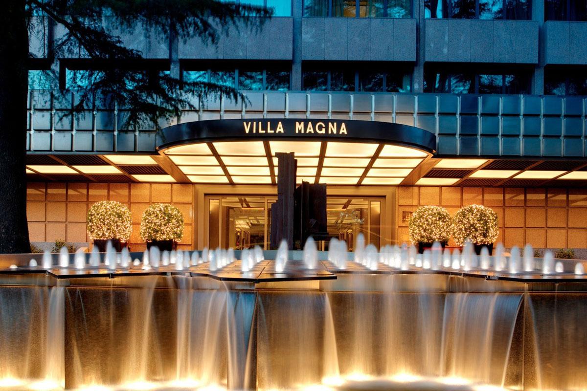 Hotel Villa Magna passa para as mãos do colombiano Gilinski