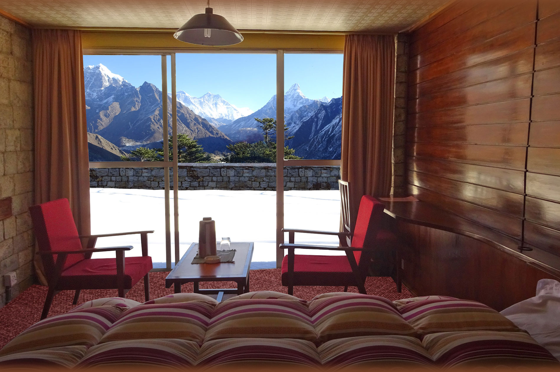 Hotel everest view a incr vel experi ncia de dormir a 3 for Small great hotels
