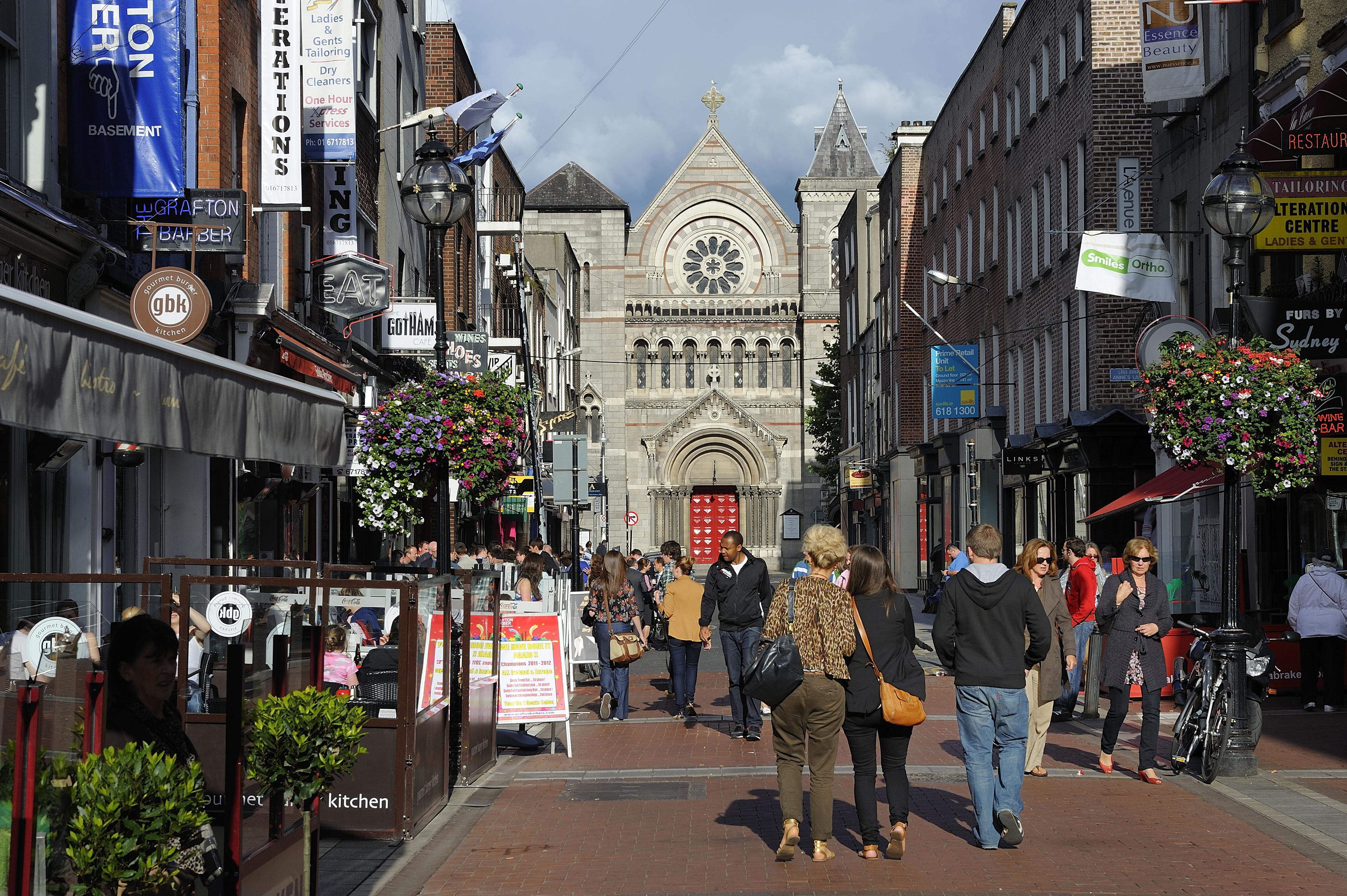 Dublin é a cidade com maior aumento das rendas de escritórios devido à falta de oferta