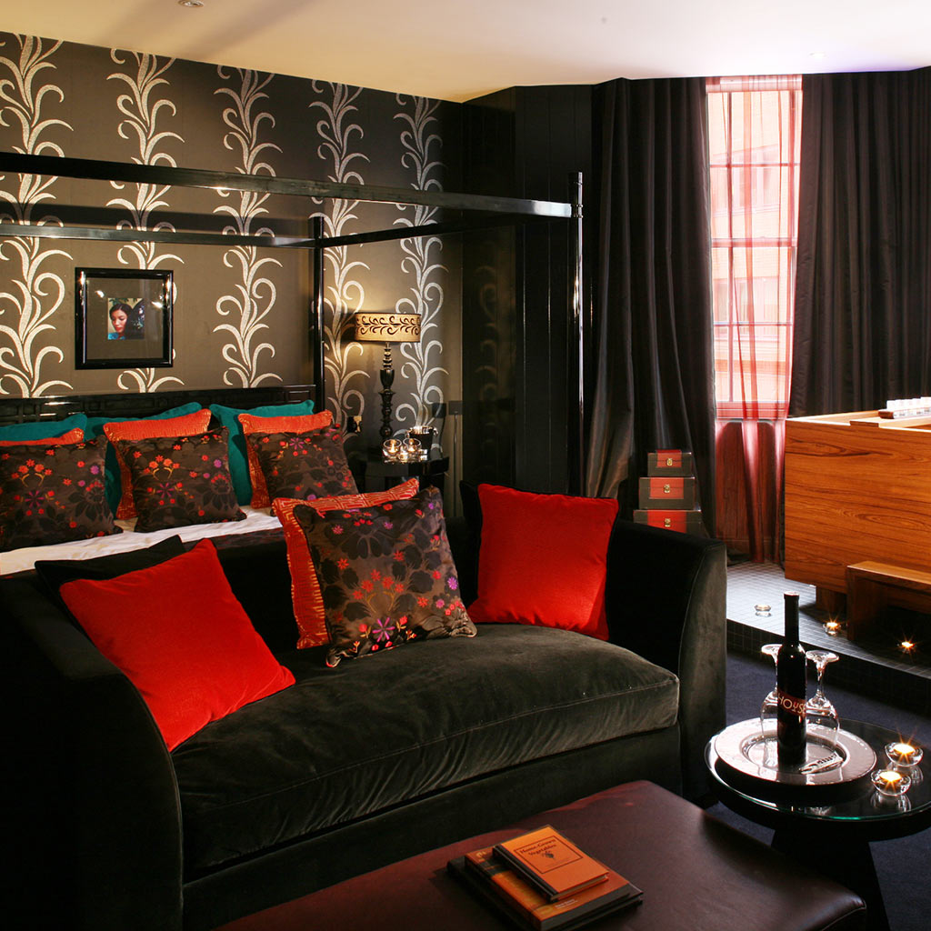 Malmaison oxford castle uma pris o transformada em for Design hotel oxford