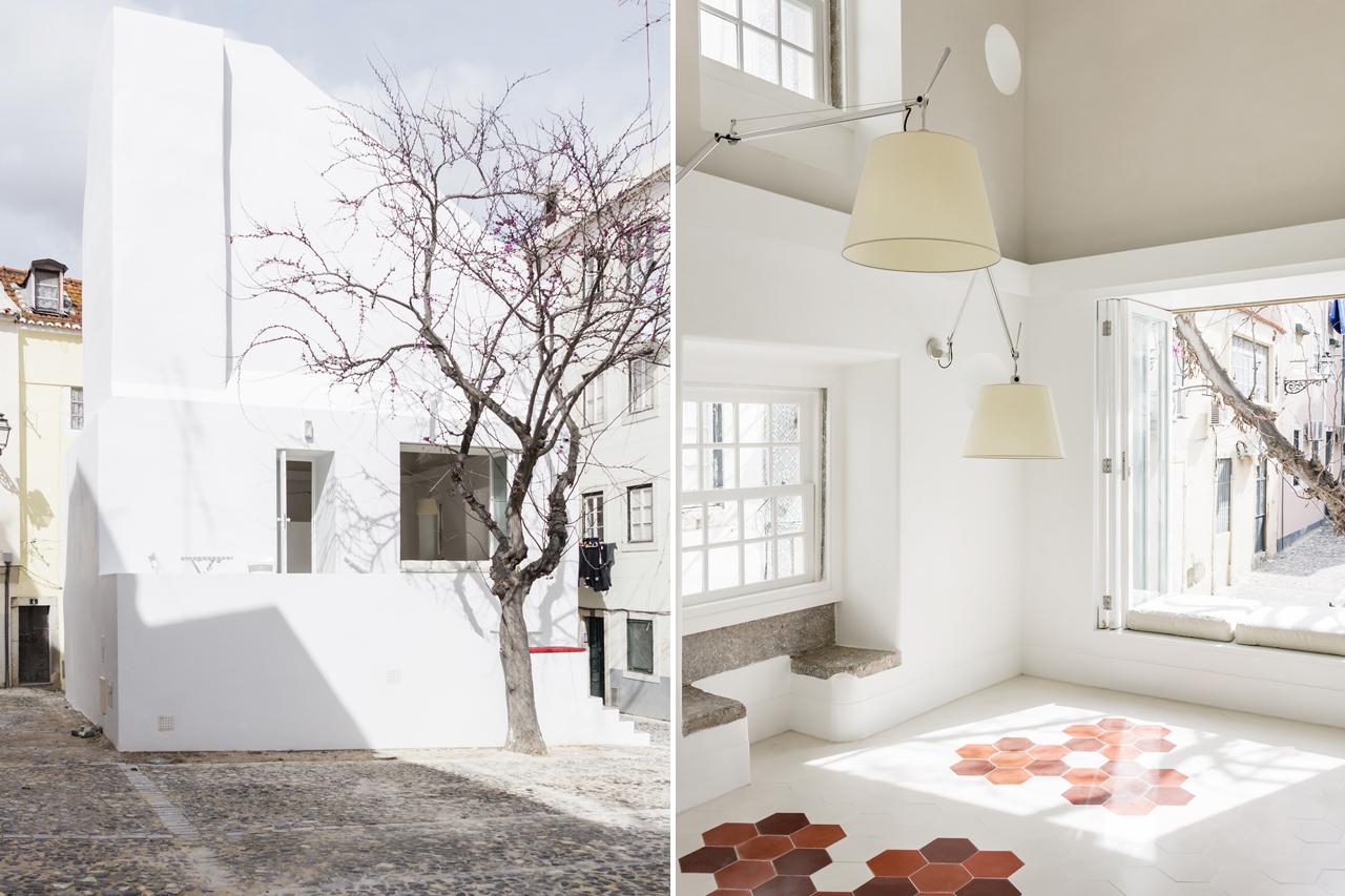 Casa da Severa, de José Adrião, é um dos três projetos finalistas do BIgMat'15