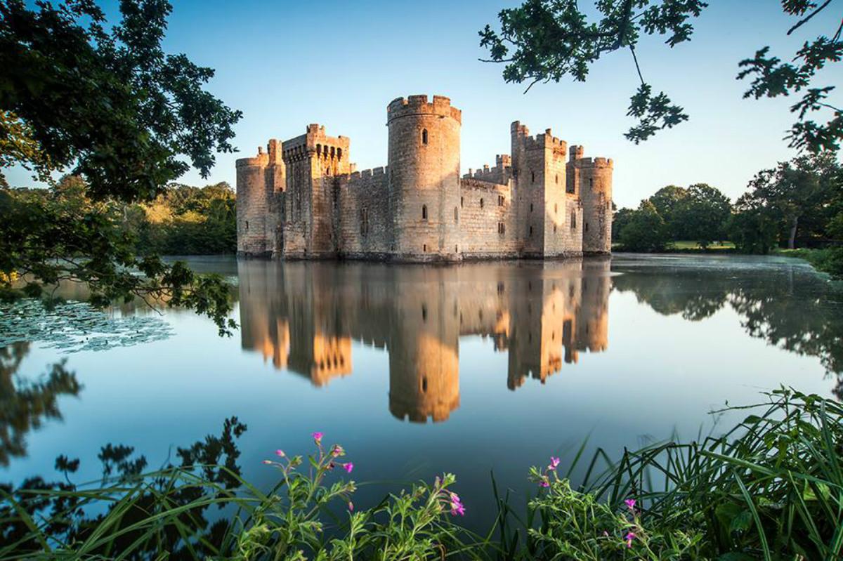 A surpreendente história da fortaleza inexpugnável que parecia flutuar sobre a água