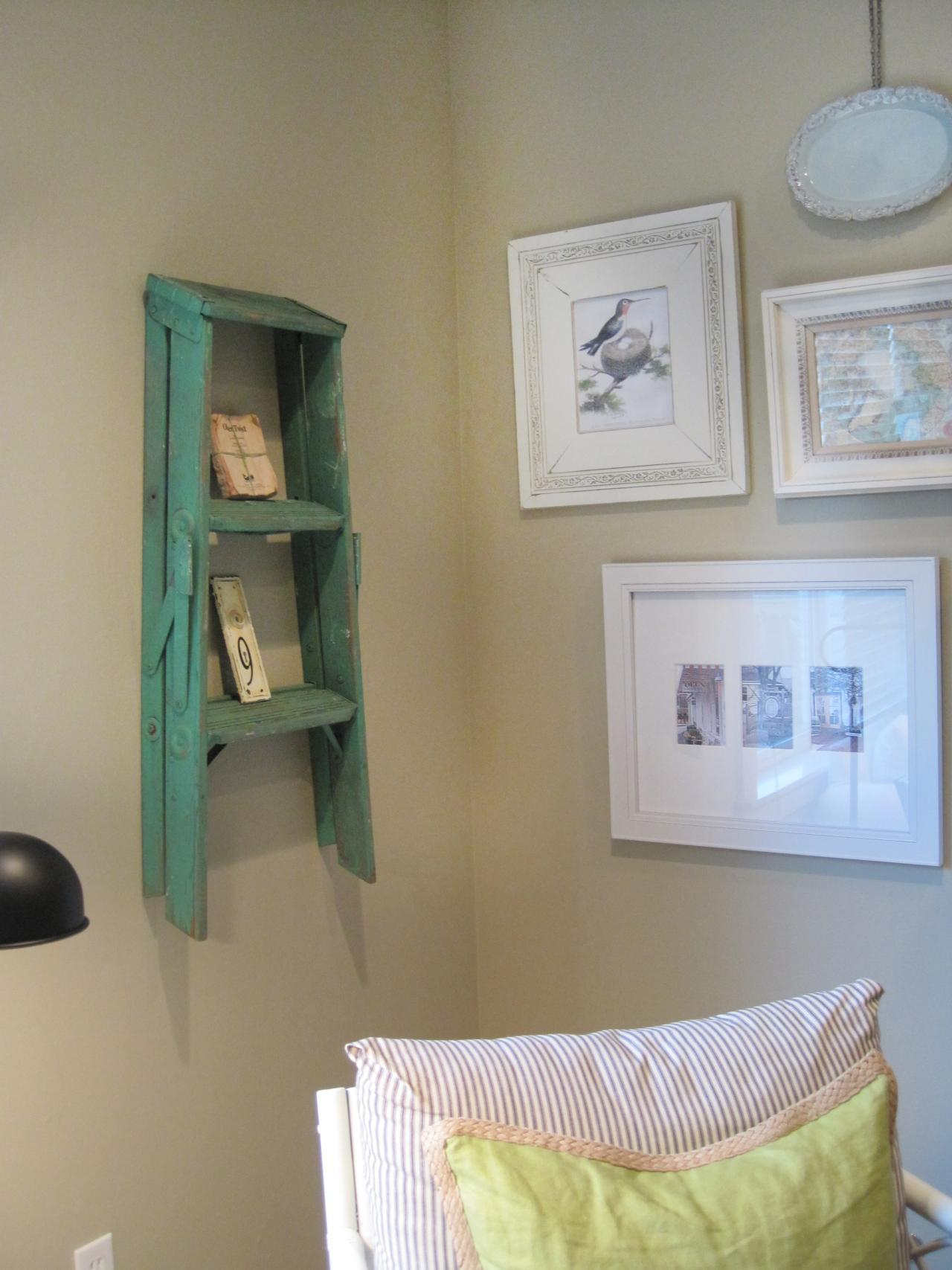 Ideias de decoração: Como reciclar móveis velhos para dar um toque  #476584 1280x1707