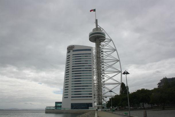 O Myriad by SANA Hotels, no Parque das Nações, foi eleito o melhor hotel para negócios.