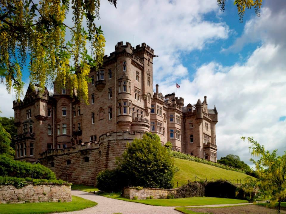Skibo Castle: Dormir num moderno e luxuoso castelo nas Terras Altas escocesas (fotos)