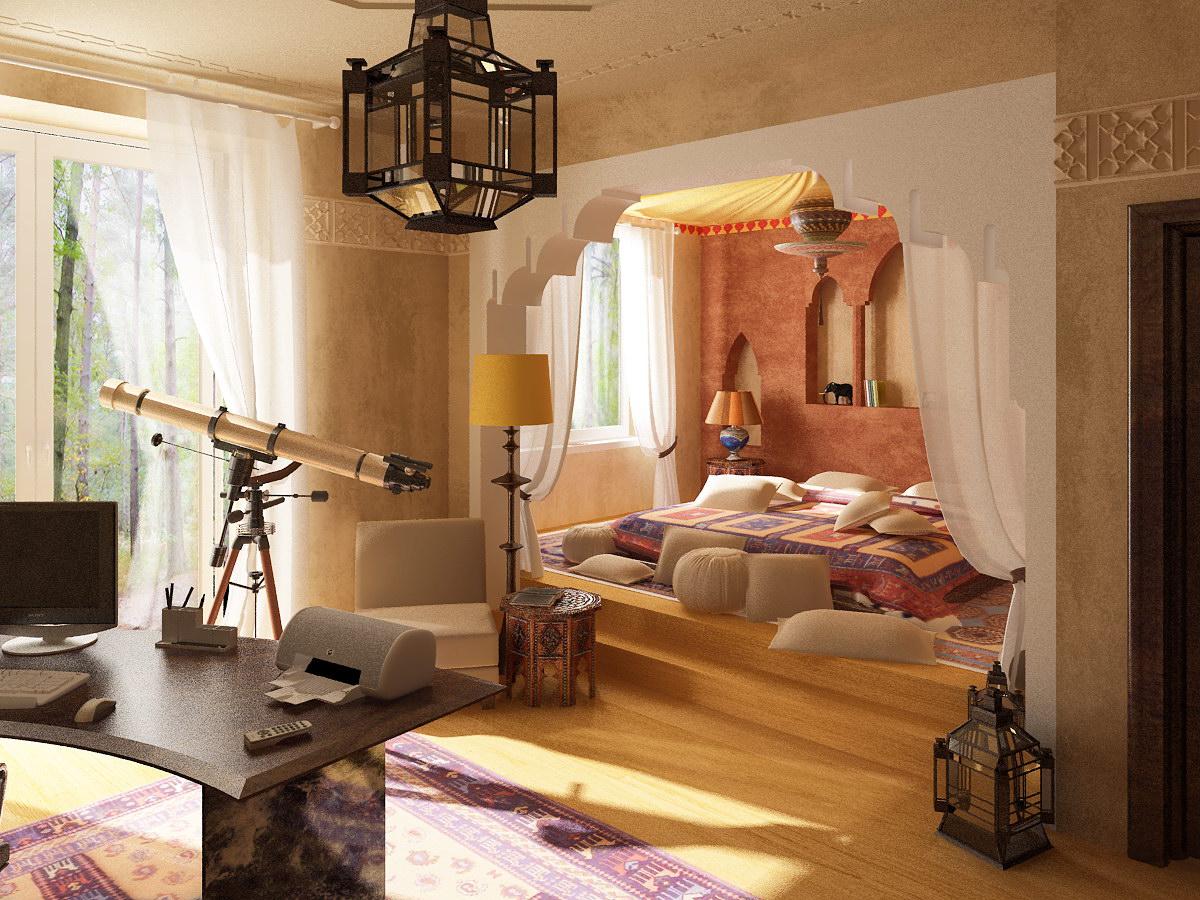 Ideias de decora o quartos tem ticos ou como transformar for Casa tua arredamenti una delusione
