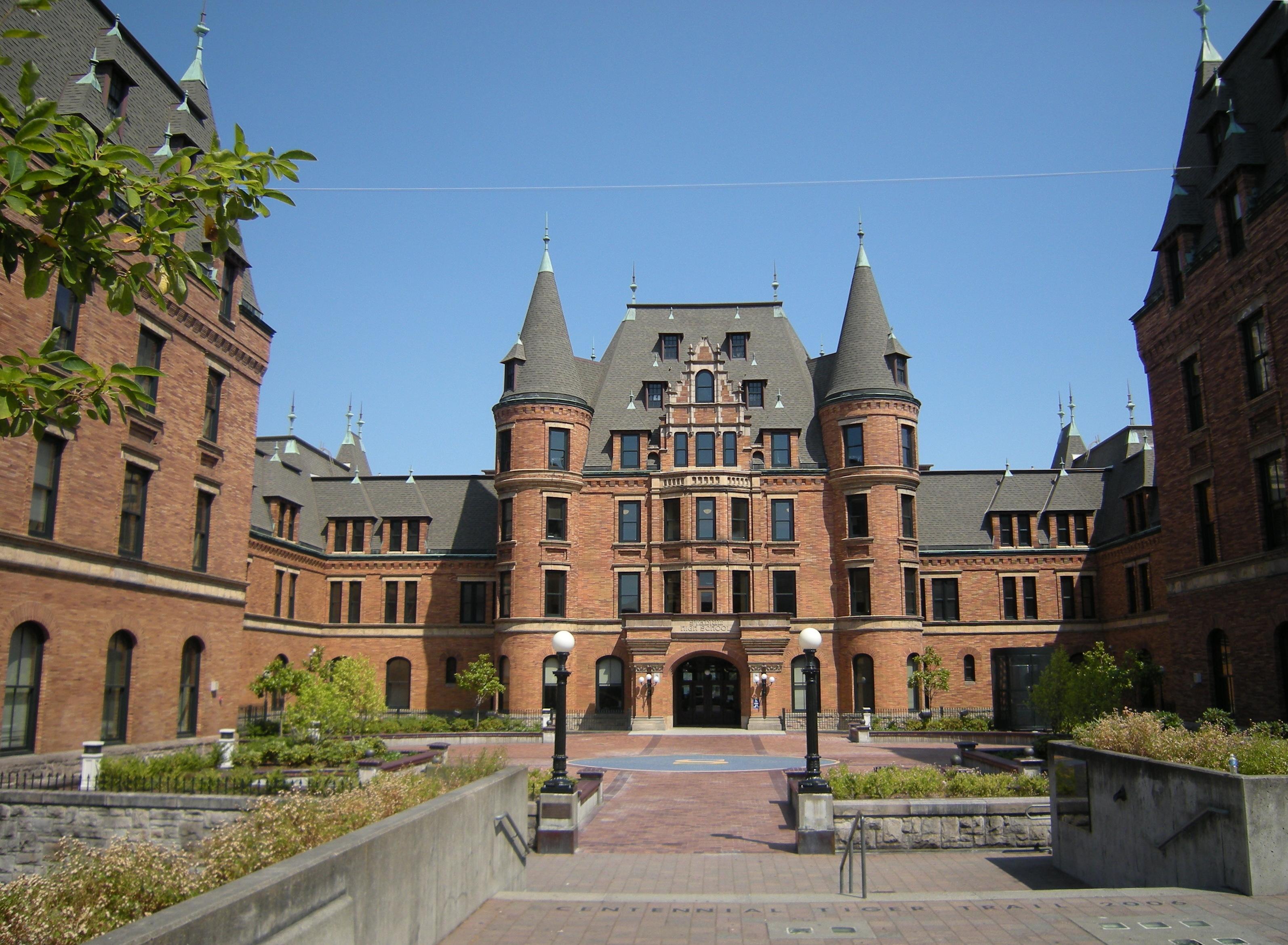 City Hall Castle Rock Wa