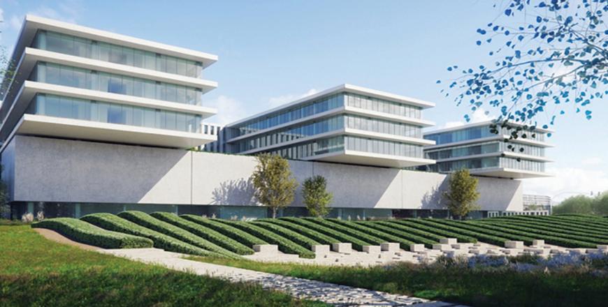 Novo hospital da José de Mello desenhado por Valsassina vai custar 100 milhões de euros