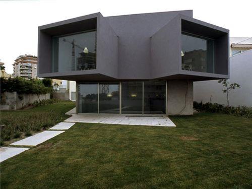 Casa Manoel de Oliveira, no Porto
