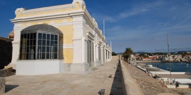 Palácio da Cidadela, em Cascais (Foto: Câmara Municipal de Cascais).