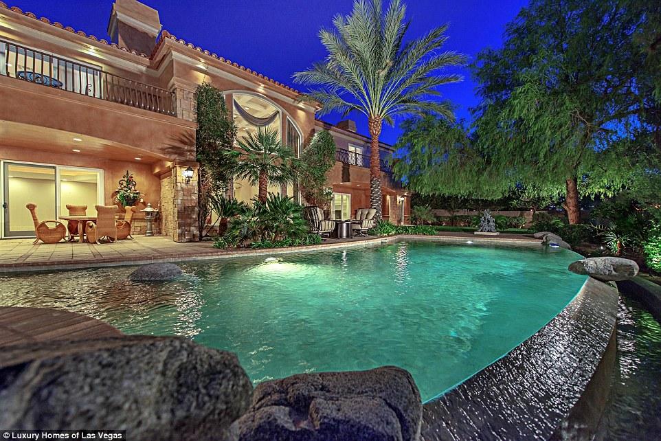 Casas De Famosos Mike Tyson Vende Mans 227 O Em Las Vegas E