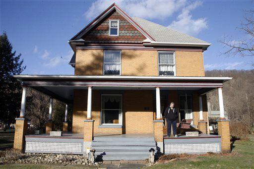 A casa está localizada no estado norte-americano da Pensilvânia (Fotos: Herald&Review).