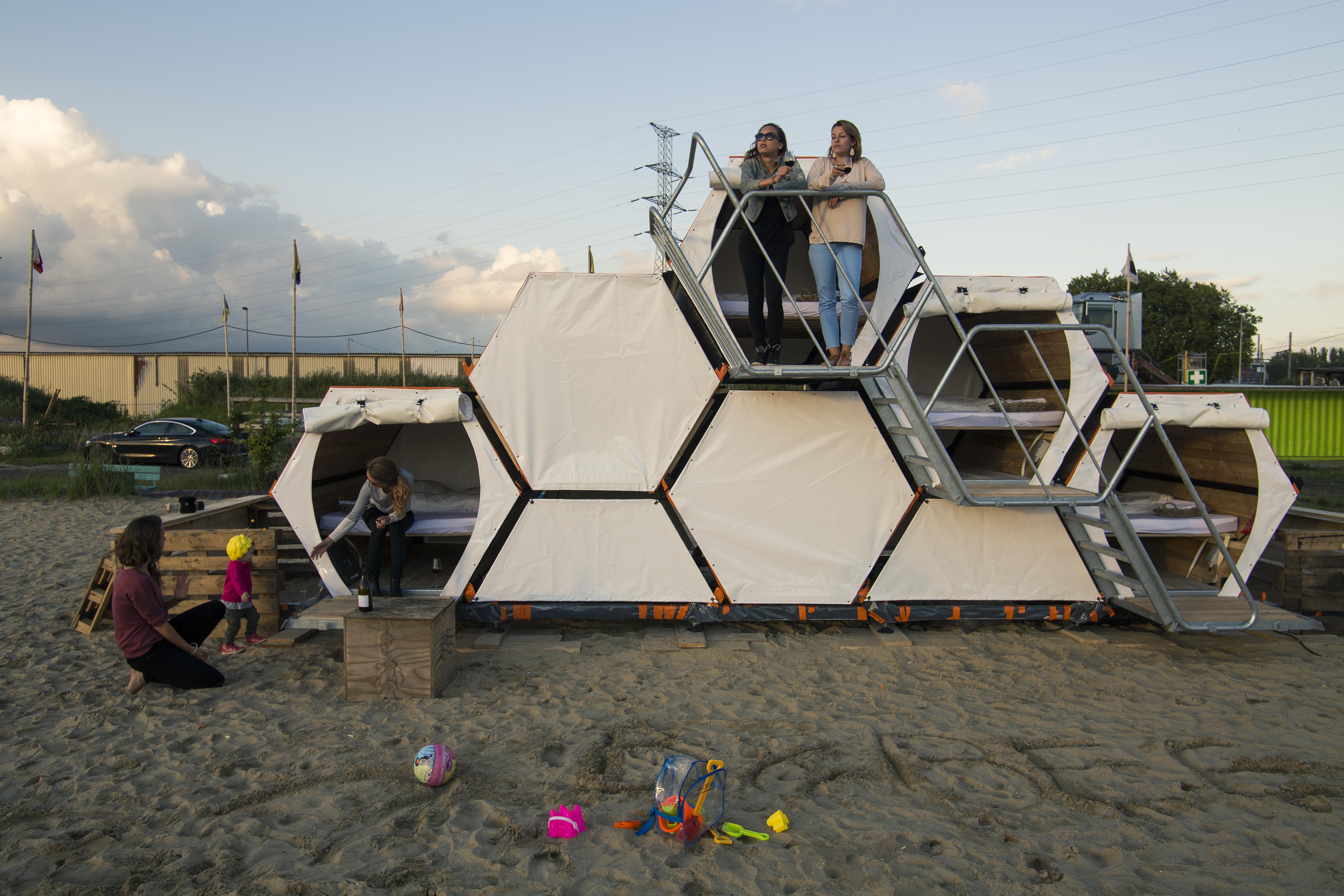Hannes Geipel, Achilles Design