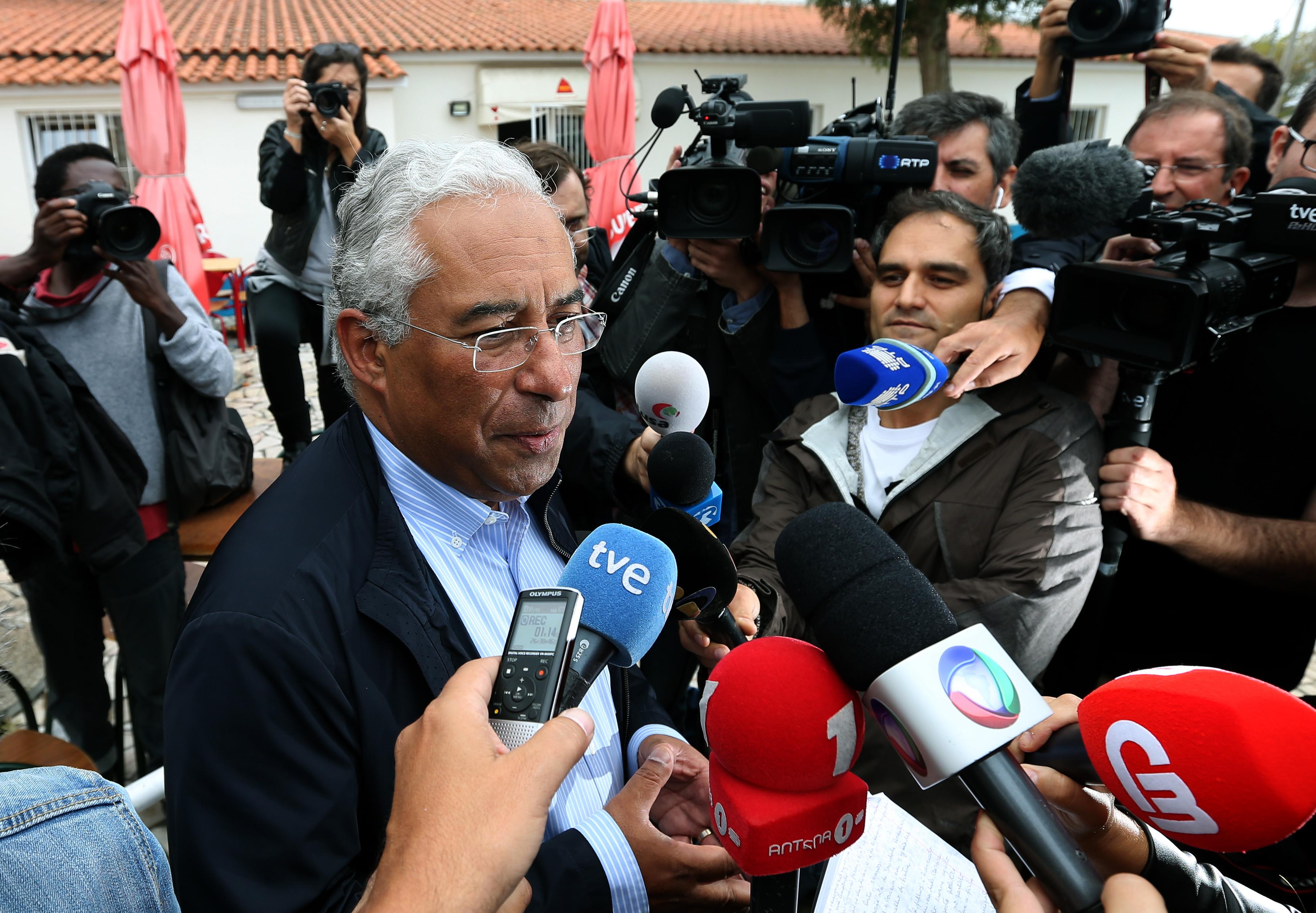 António Costa, primeiro ministro de Portugal
