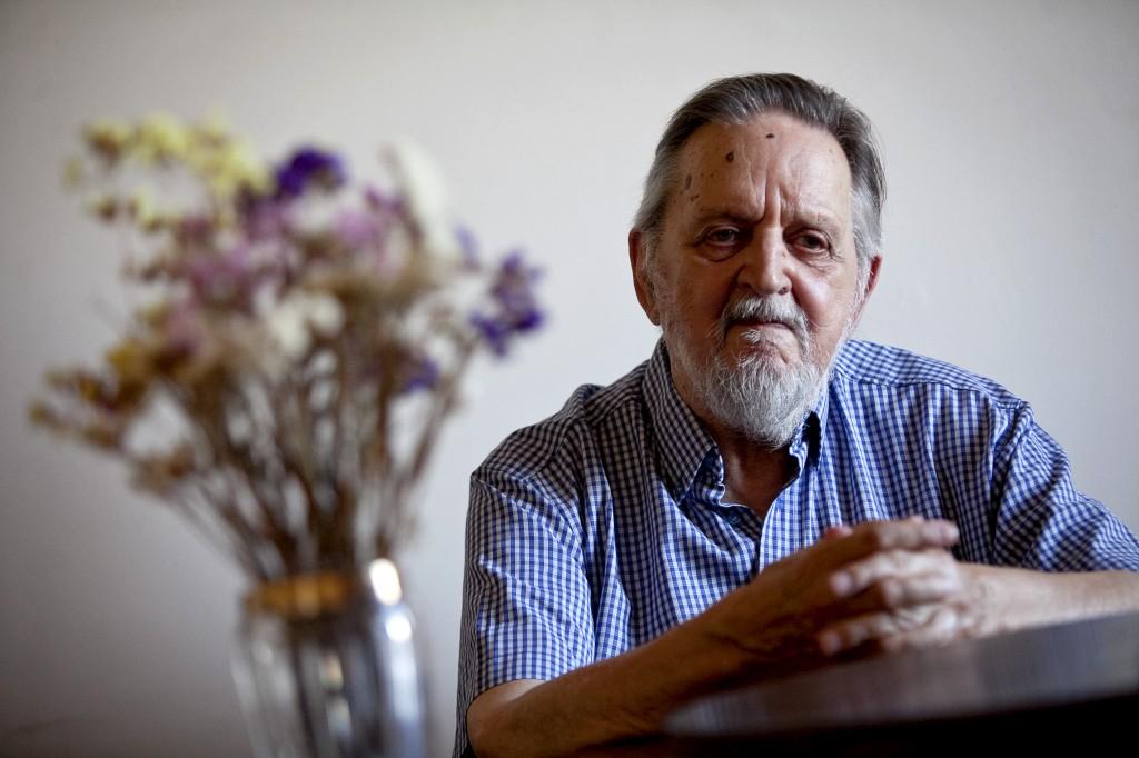 Nuno Teotónio Pereira morreu ontem (dia 20). Funeral realiza-se amanhã (Foto: Público)
