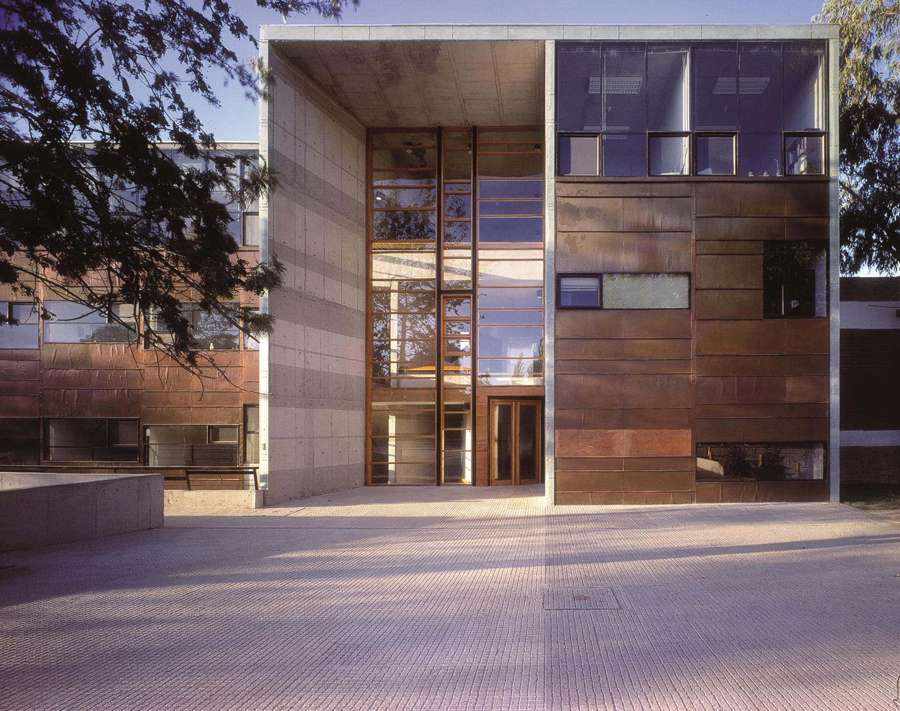 Faculdade de Matemáticas, Universidade Católica (1999), Santiago do Chile, Chile