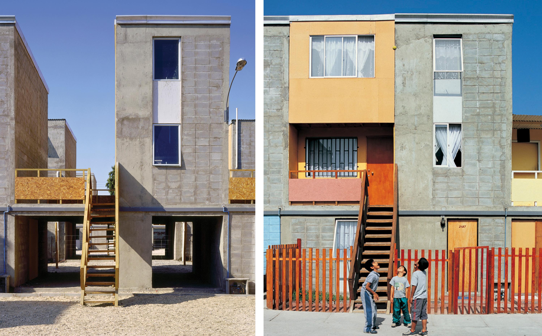 Projeto Quinta Monroy (2004) – Iquique, Chile