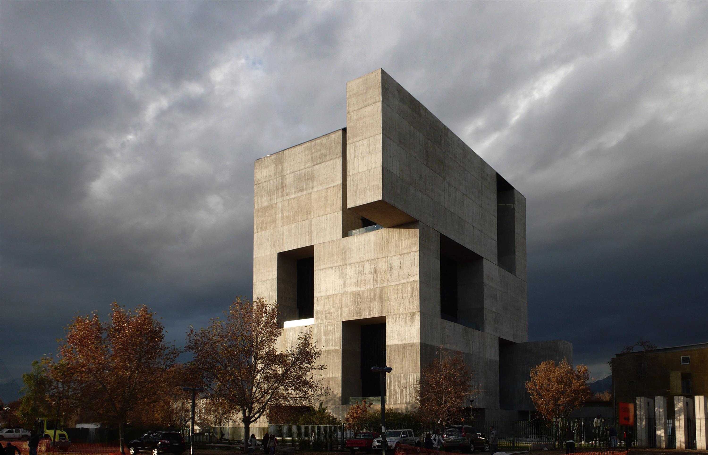 Centro de inovação da Universidad Católica (2014) – Santiago do Chile, Chile