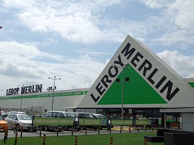 leroy merlin aposta forte em portugal e abre mais oito lojas at 2020 idealista news. Black Bedroom Furniture Sets. Home Design Ideas