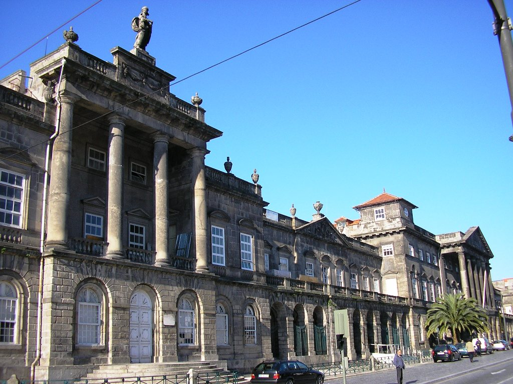 Hospital Santo Antonio no Porto é o que tem a renda mais cara