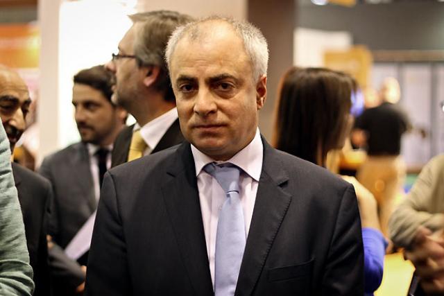 Luís Lima, presidente da APEMIP e da CAMAU.