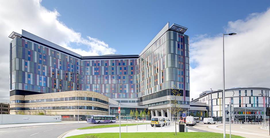 Queen Elizabeth University Hospital & Royal Hospital for Children (Glasgow, Escócia)