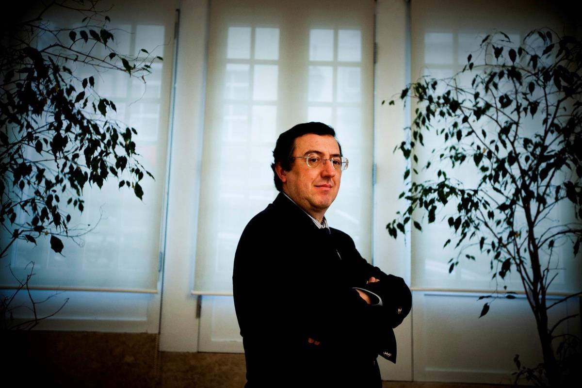 Carlos Alexandre, juiz à frente do caso vistos gold, fotografado pelo Público